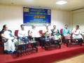 Book Discussion on Jagtana... While leaving (a multi-lingual way of expression) by Prof. Neeta R Torne's was held on 22nd January 2014.