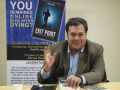Author�s Speak : Talk cum Interactive Session on  �Exit point�  An IT Thriller By Anil Goel was held on 6th February 2015.