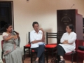 Panel Discussion cum Interactive Session on Media Today was held on 26th September 2012